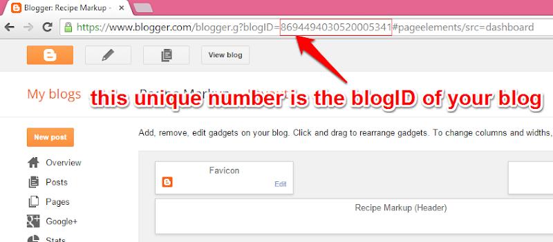 Find blogger